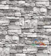 Giấy dán tường giả gạch hà nội mã 6021-2s